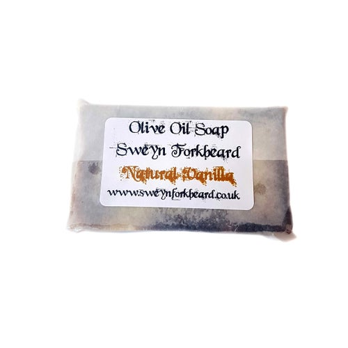 Image of Vanilla Olive Oil Soap - Improves skin tone