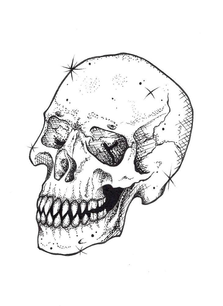 Image of Hessian's Skull