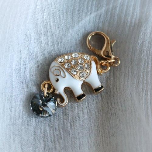 Image of RAJA THE ELEPHANT - Crystal Marker