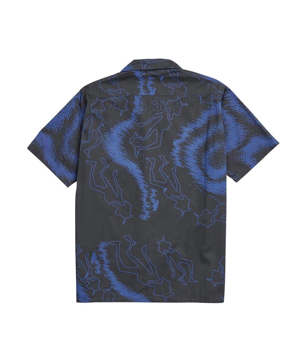 Postal x Jasper James Vol.2 'Dannsa' XTC Tee Shirt Black