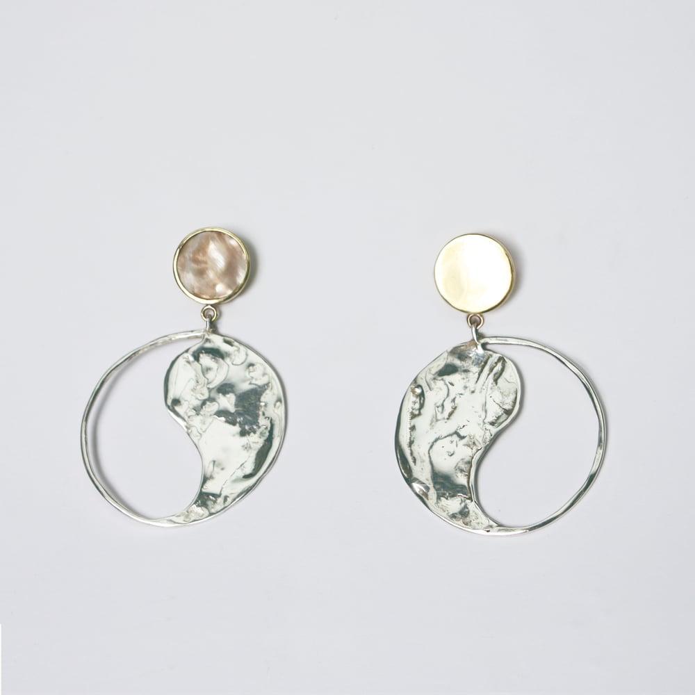 Image of Tao Earrings