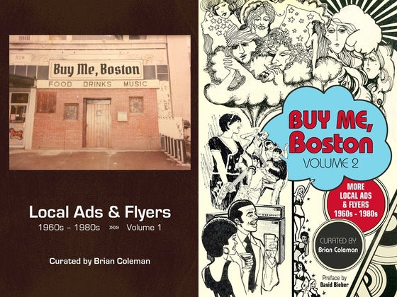"Image of ""Buy Me, Boston"" TWO BOOK BUNDLE [VOLS 1 & 2]"