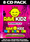 Rave Kidz - Weekender CD Pack