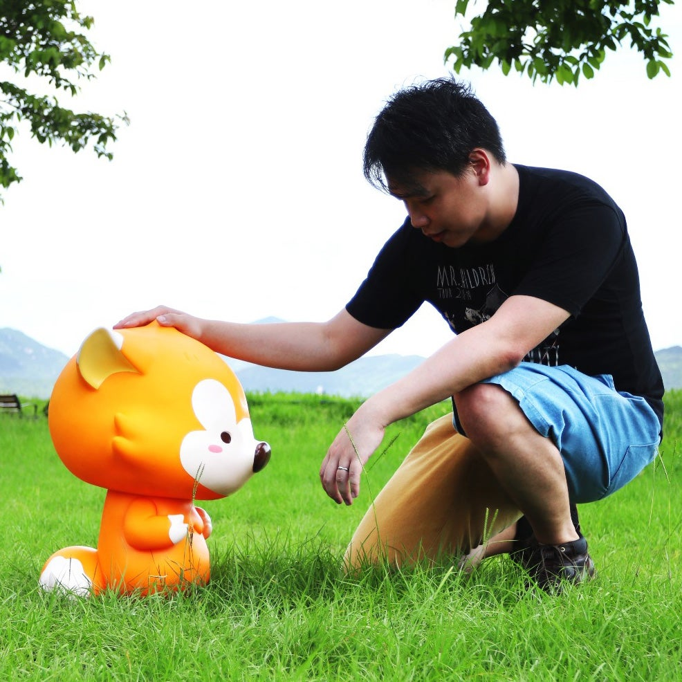 Image of JOBI THE FOX 'THINK BIG' SPECIAL EDITION