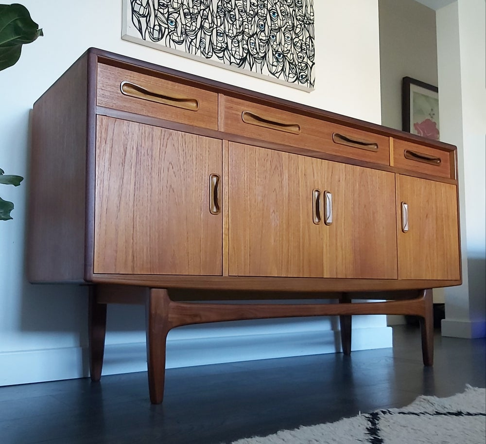 Image of VICTOR WILKINS FOR G PLAN CREDENZA