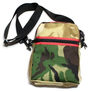 Image of Camouflage handmade bag