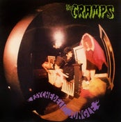 Image of LP. The Cramps : Psychedelic Jungle.    Purple vinyl.