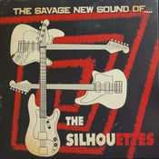 "Image of 7"". The Silhouettes : The Savage New Sound Of (4 tracks).  Ex-Terrorsurs."
