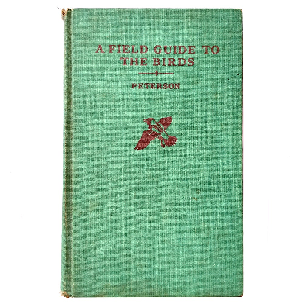 A Field Guide to the Birds - Peterson