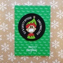 Elf & Safety Officer Christmas patch