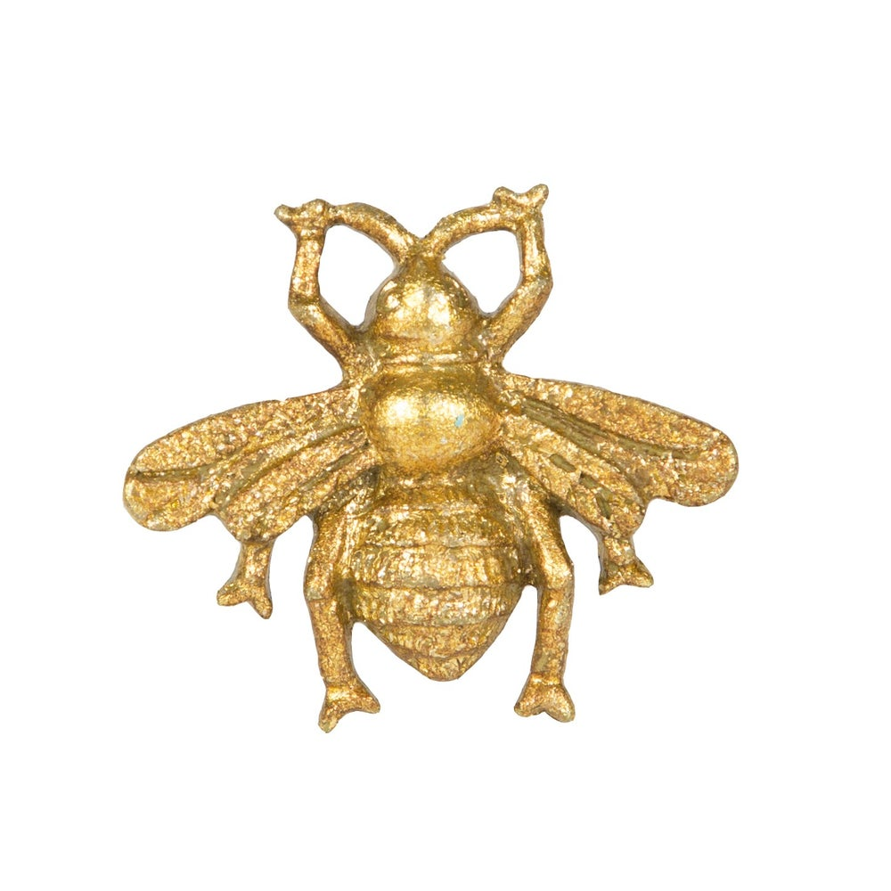Image of Golden Bee Vintage Drawer Knob