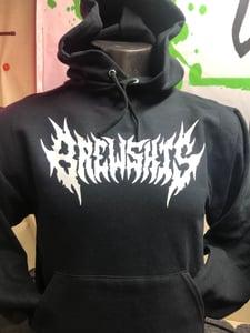 Image of Black Metal Matters Hoodie