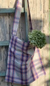 Bright Tartan Shoulder Bag