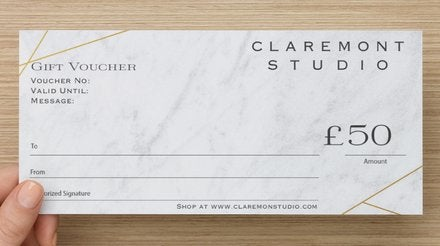 Image of Gift Vouchers - Paper and E-Vouchers