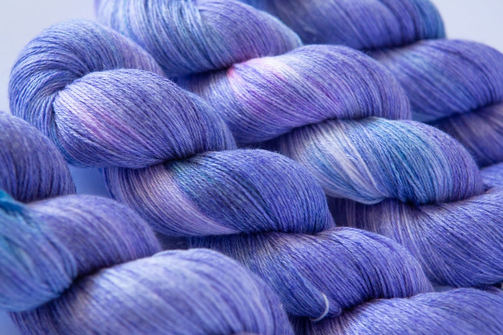 Image of Feather Light Fingering - Lavender Fields