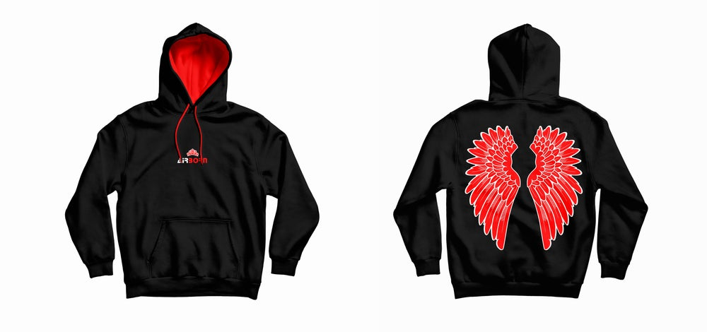 Image of Pre-Order / X-Series Wings Limited Edition Hoodie