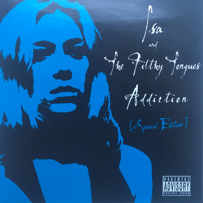 Image of Addiction (Signed CD) - Isa & The Filthy Tongues