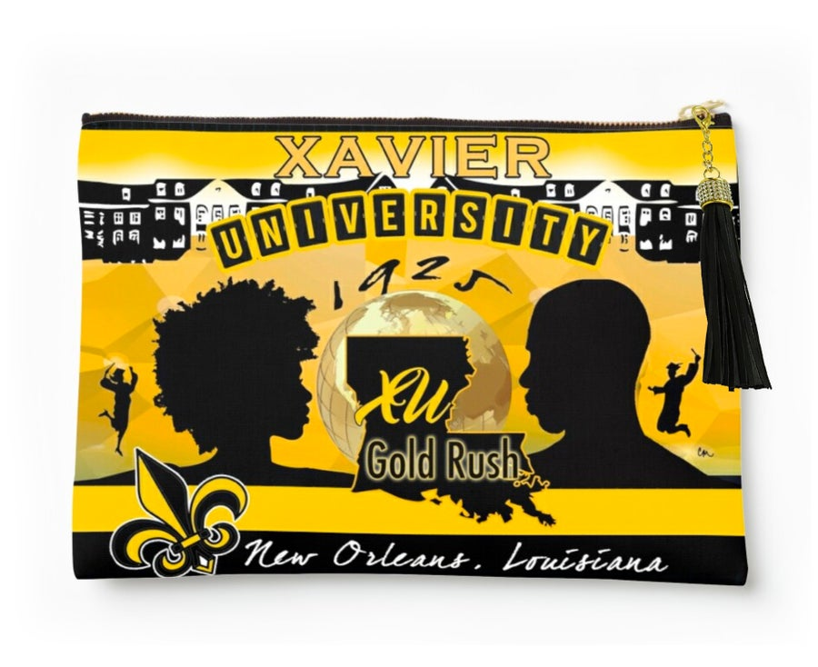 Image of XU Clutch (Campus Life)