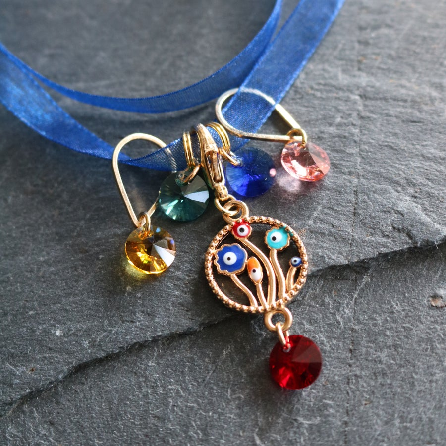 Image of NAZAR Crystal Stitchmarkers