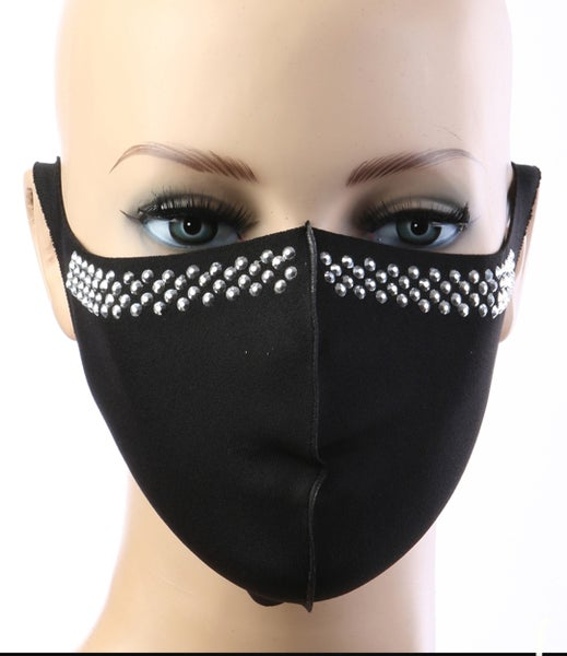 Image of SUE CRYSTAL ADULT MASK