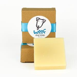 Image of Woof Dog Soap