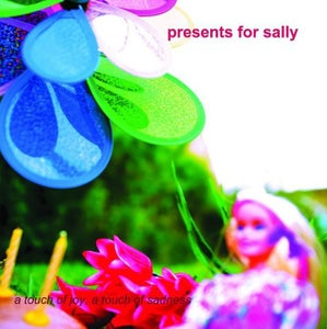 Image of Presents for Sally - A touch of joy, a touch of sadness CDLP