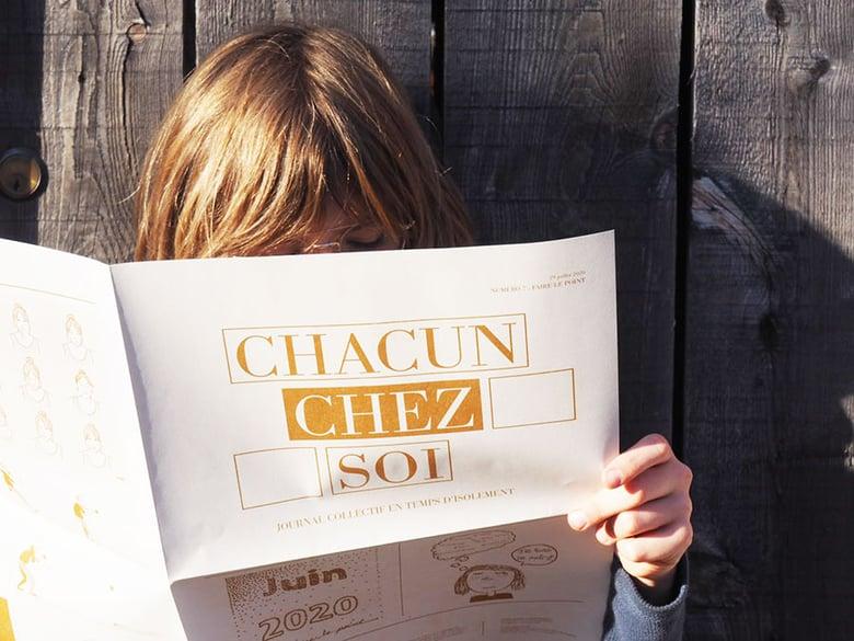 Image of Chacun chez soi - numéro 7