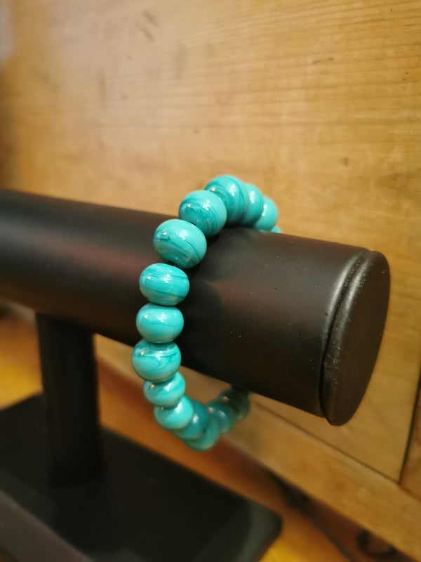 Image of Glass Bead Bracelet