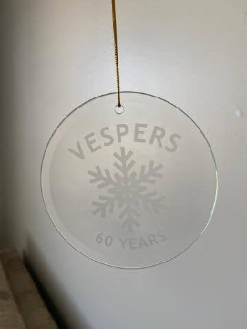 Image of Vespers LX Christmas Ornament