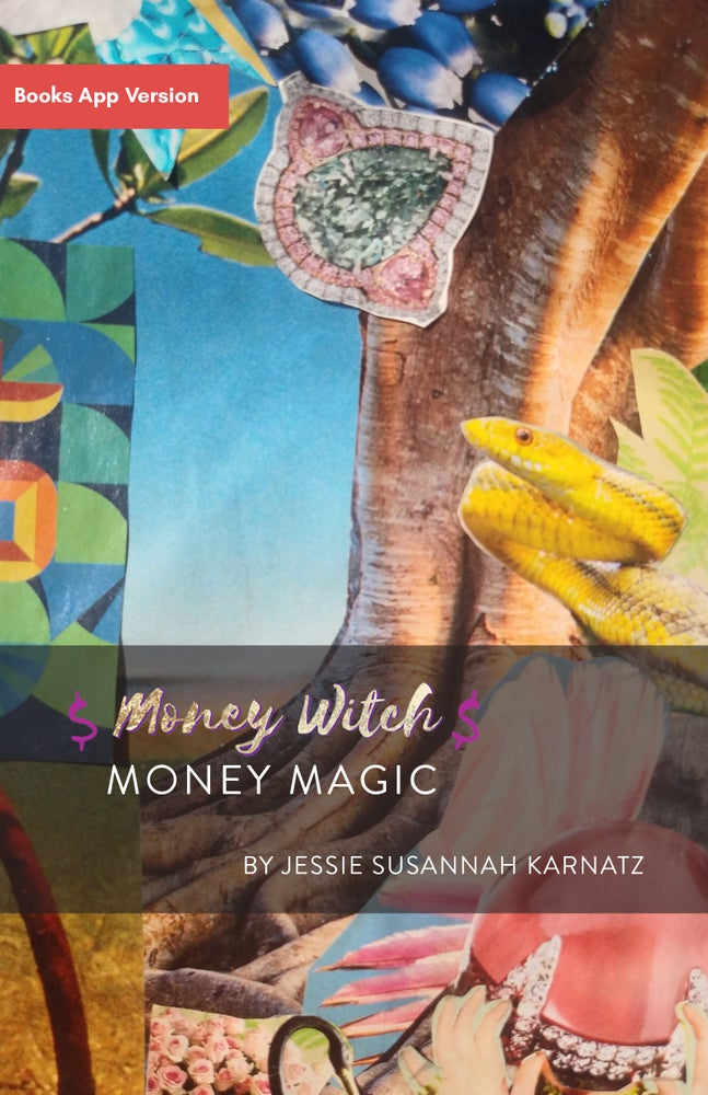 Image of EPub Digital Copy of Money Magic Zine