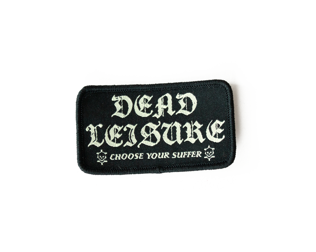 Choose Your Suffer Patch