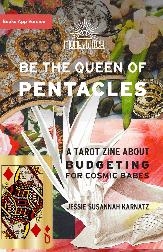Image of EPub Digital Copy of Be the Queen of Pentacles