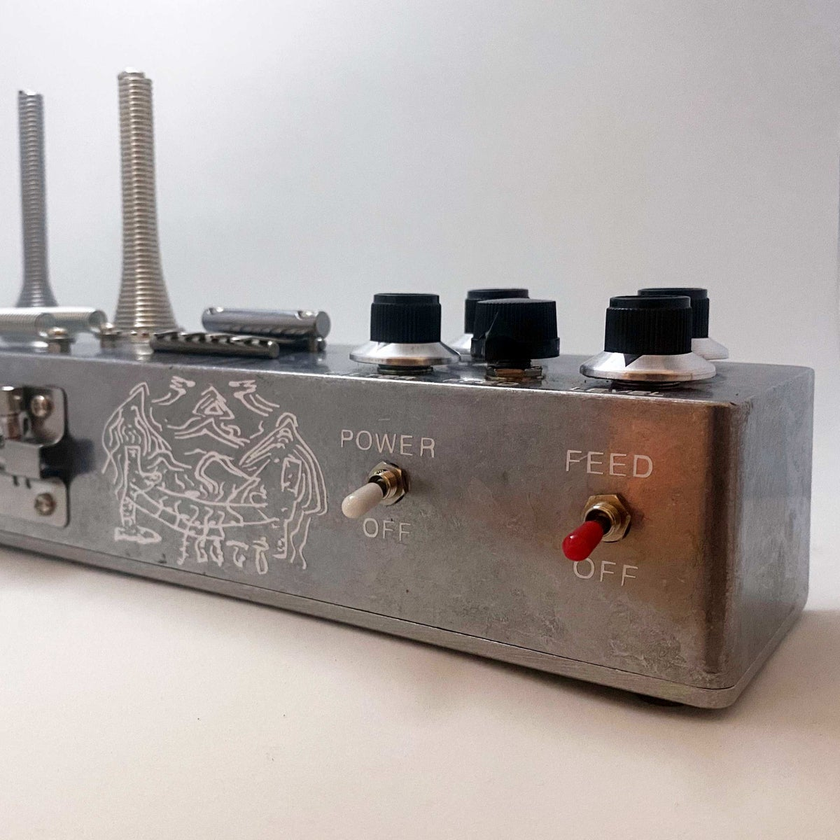 "Image of Metta  ""New Age Noise Garden"" Custom Device"