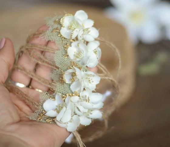 Image of Cherry blossom headband