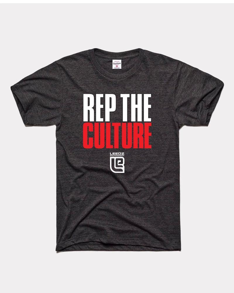 Image of Leedz Rep The Culture T-Shirt