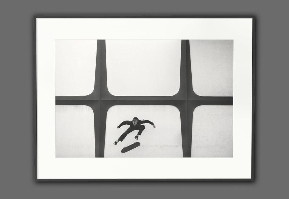 Image of MADARS APSE - FRAMED FINE ART PRINT