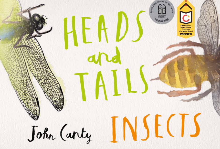 Image of Heads and Tails: Insects