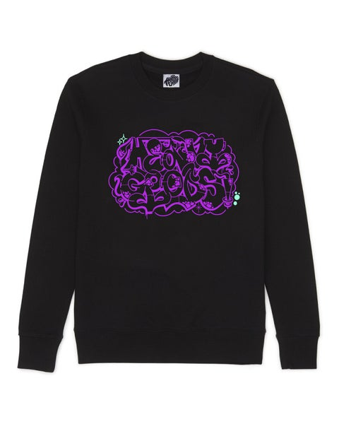 Image of Heavy Goods x Throne Sweater
