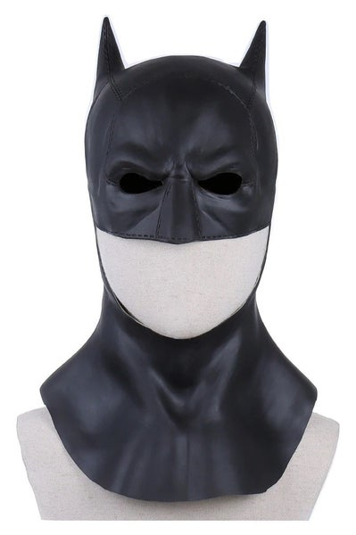Image of Alternate Version of The Batman 2022 Mask Robert Pattinson Cosplay Costume Cowl