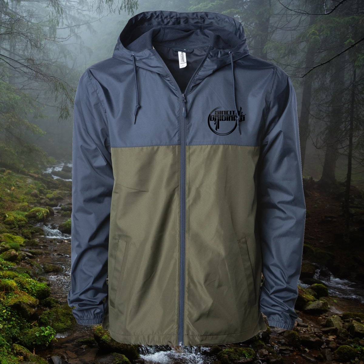 SinCity Originals Windbreaker