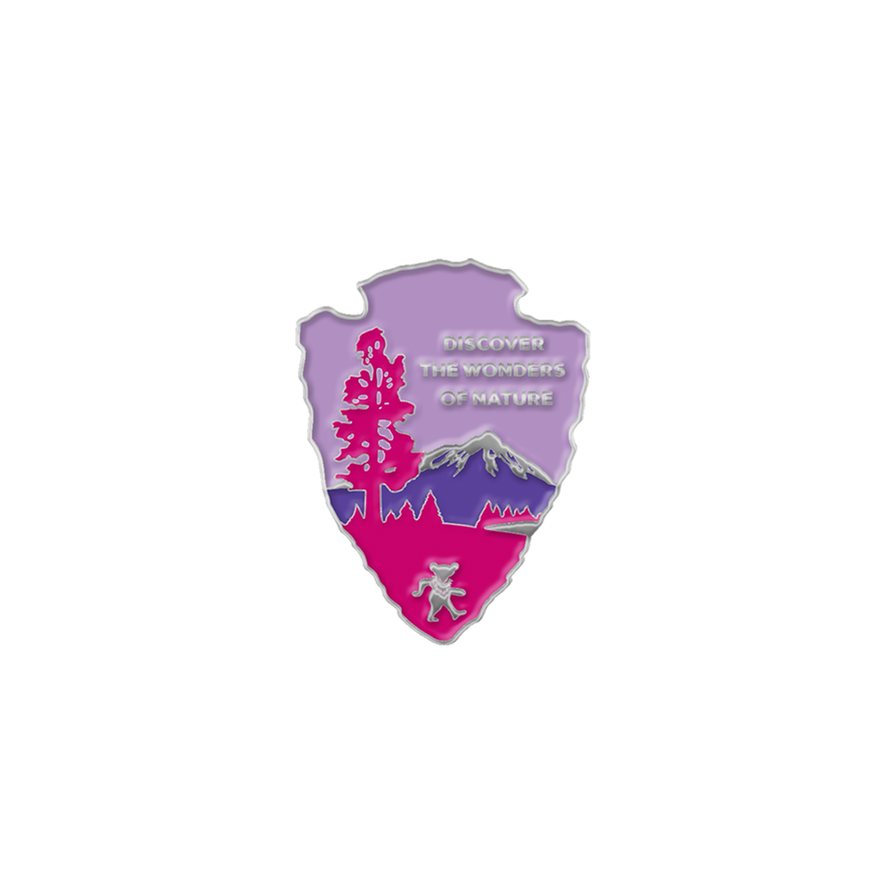 Yosemite Lapel Pin - LE 62