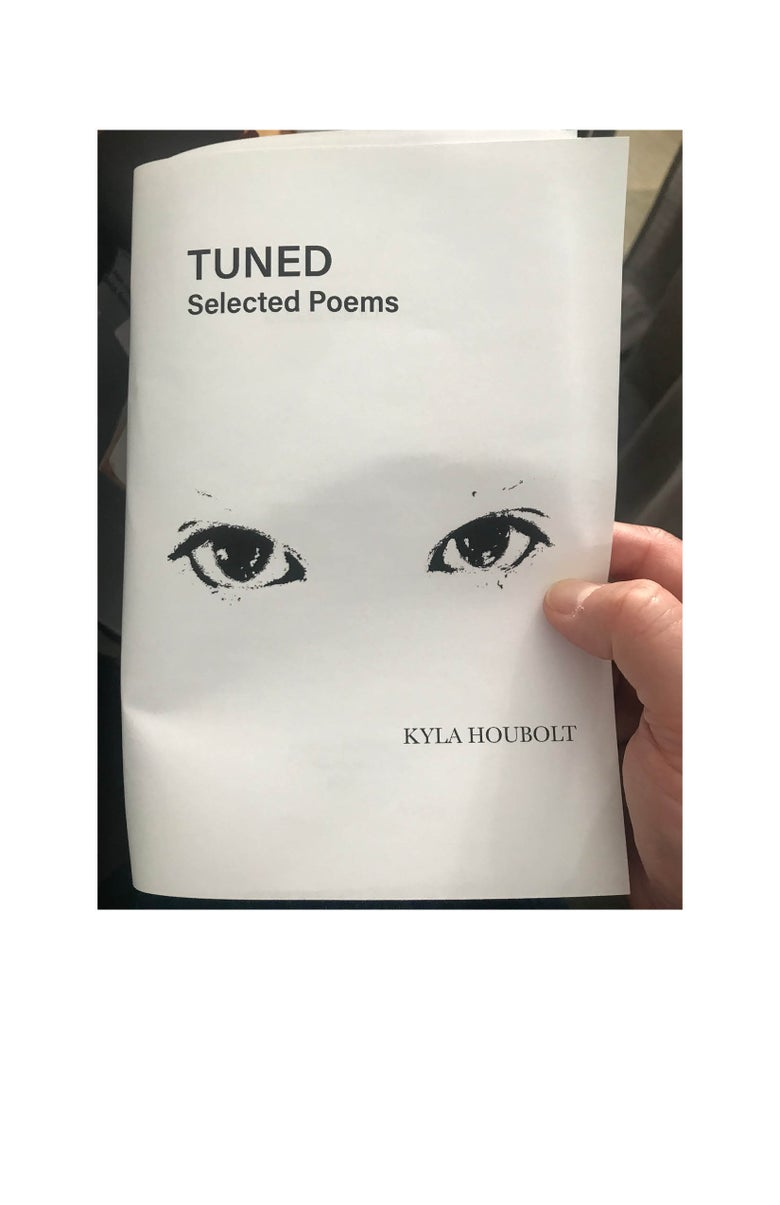 Image of TUNED: Selected Poems by Kyla Houbolt