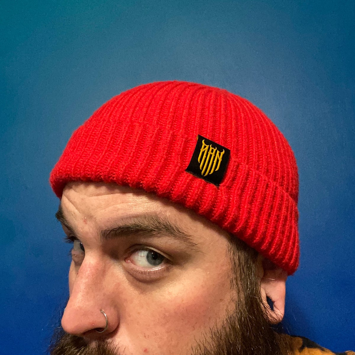 Image of Ribbed Beanie