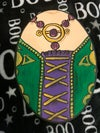 I Put A Spell On You Costume Plaque Set
