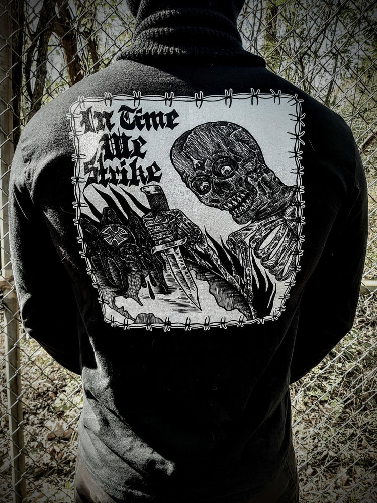 Image of In Time We Strike Long Sleeve