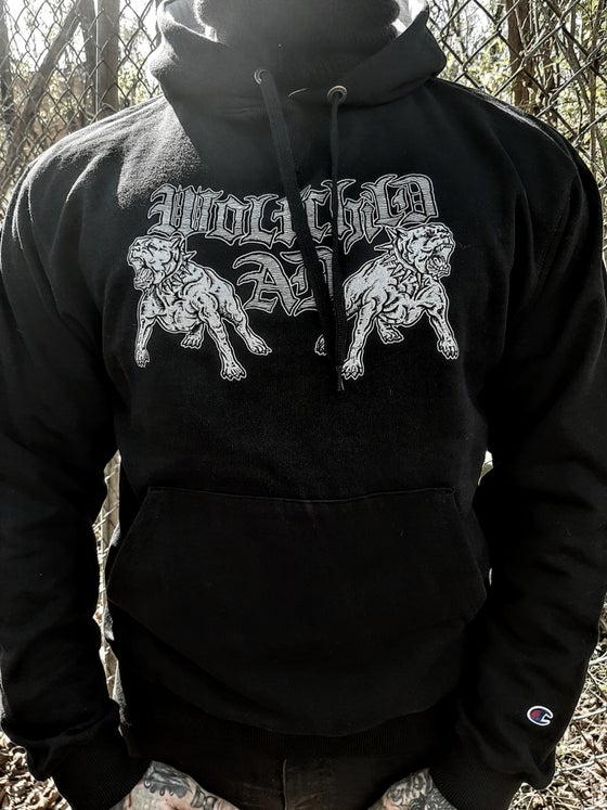 Image of Harder They Fall Hoodie