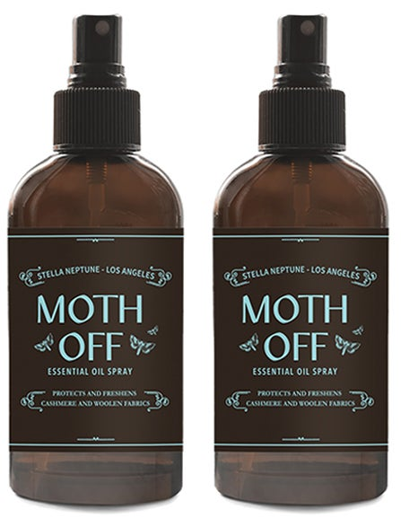 "Image of ""SAVE YOUR SWEATER""  SALE!  - 2 MOTH OFF Essential Oil Sprays for $40"