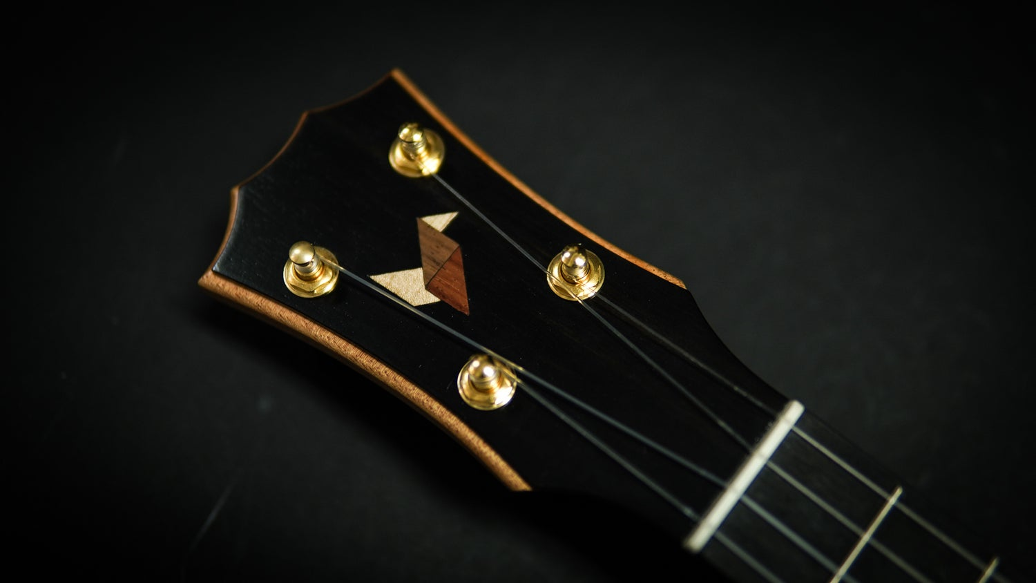 Image of Rebel Double Creme Mango Tenor Ukulele