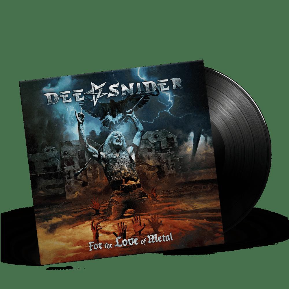 Image of DEE SNIDER - For The Love Of Metal - Gatefold Vinyl LP
