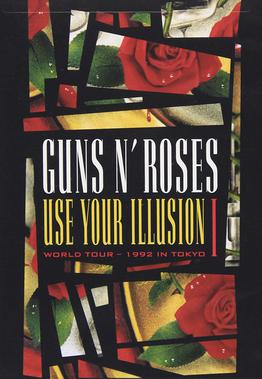 Image of GUNS 'N' ROSES - Use Your Illusion I - DVD